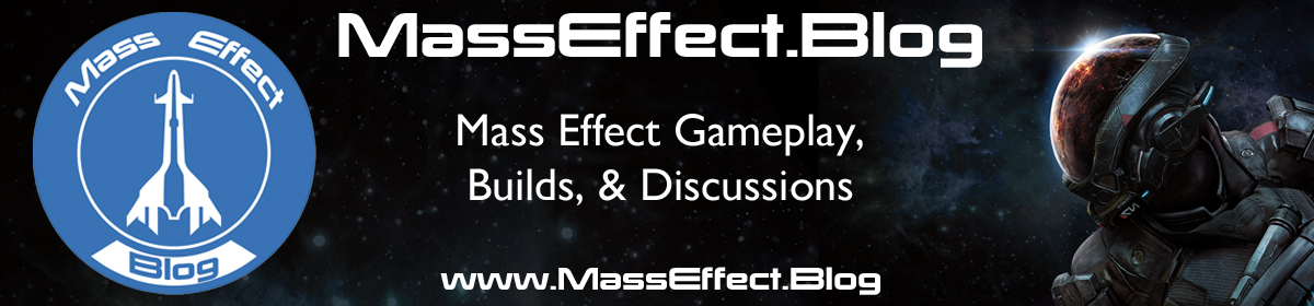 Mass Effect Blog